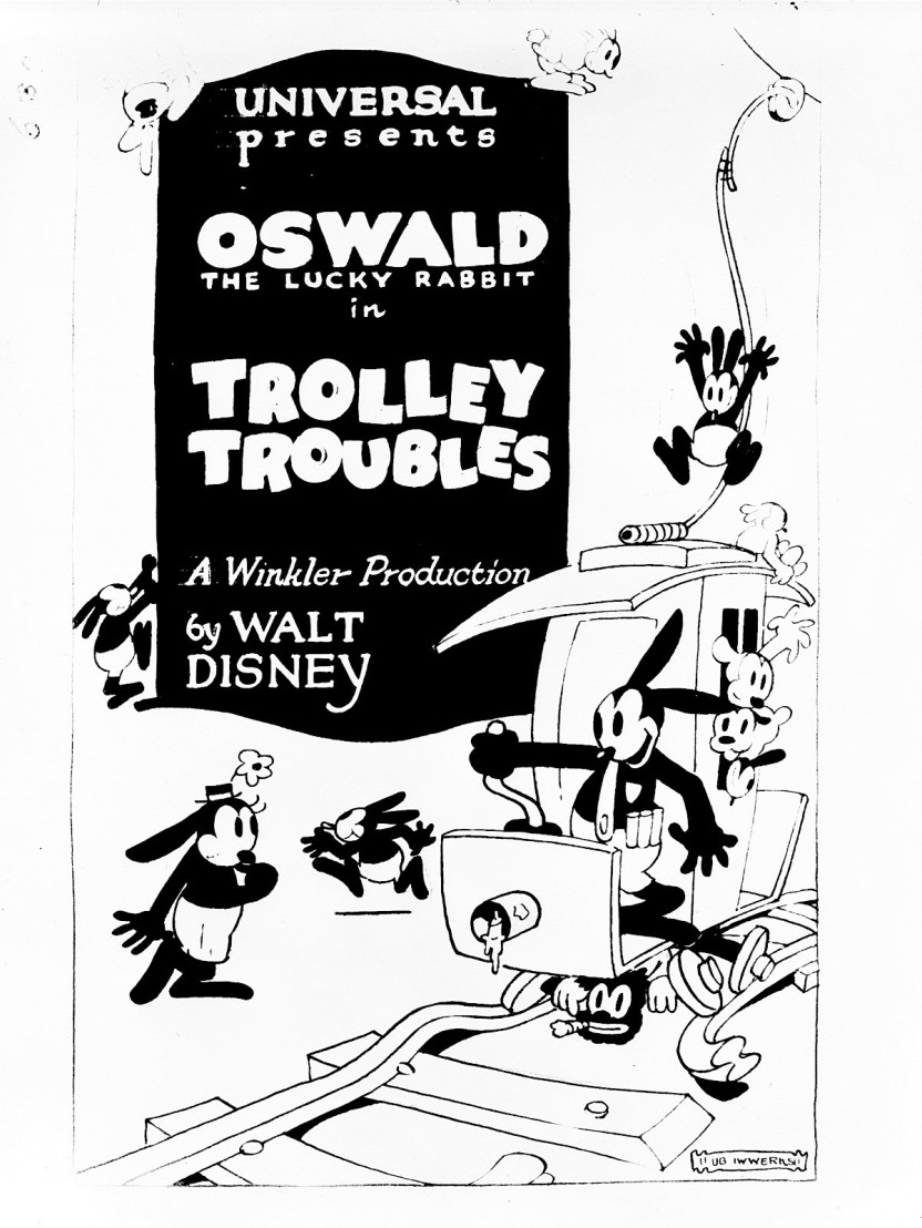 Trolley_Troubles_poster