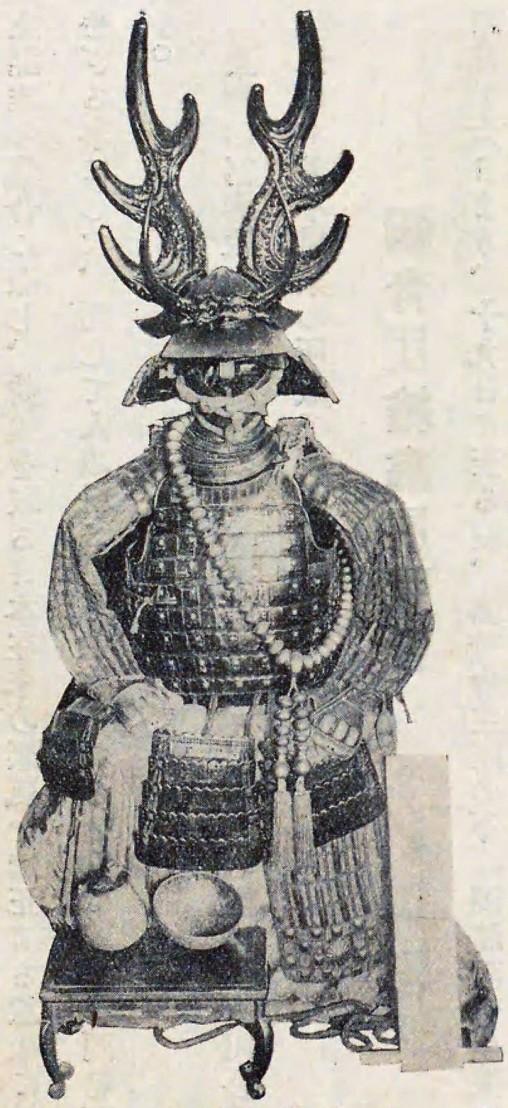 Armor_of_Honda_Tadakatsu
