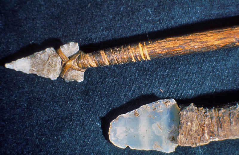 Mesa_Verde_spear_and_knife