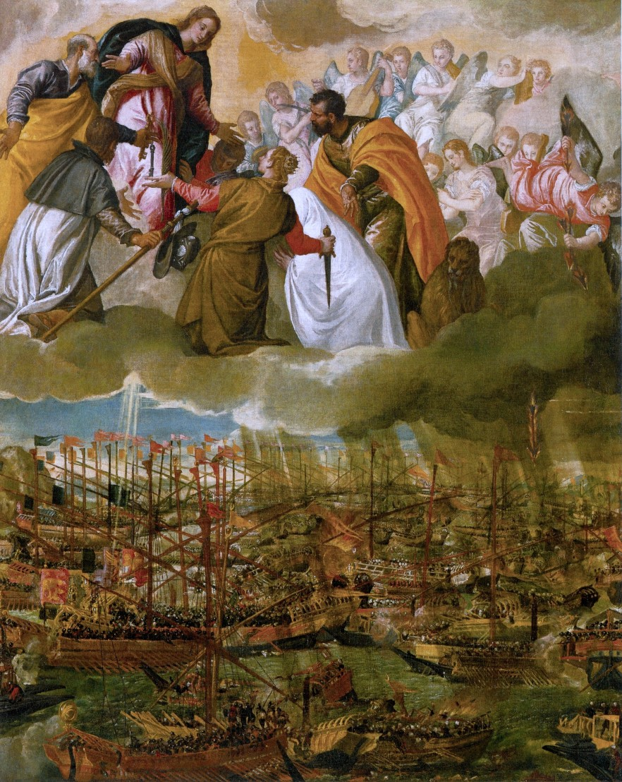 The_Battle_of_Lepanto_by_Paolo_Veronese