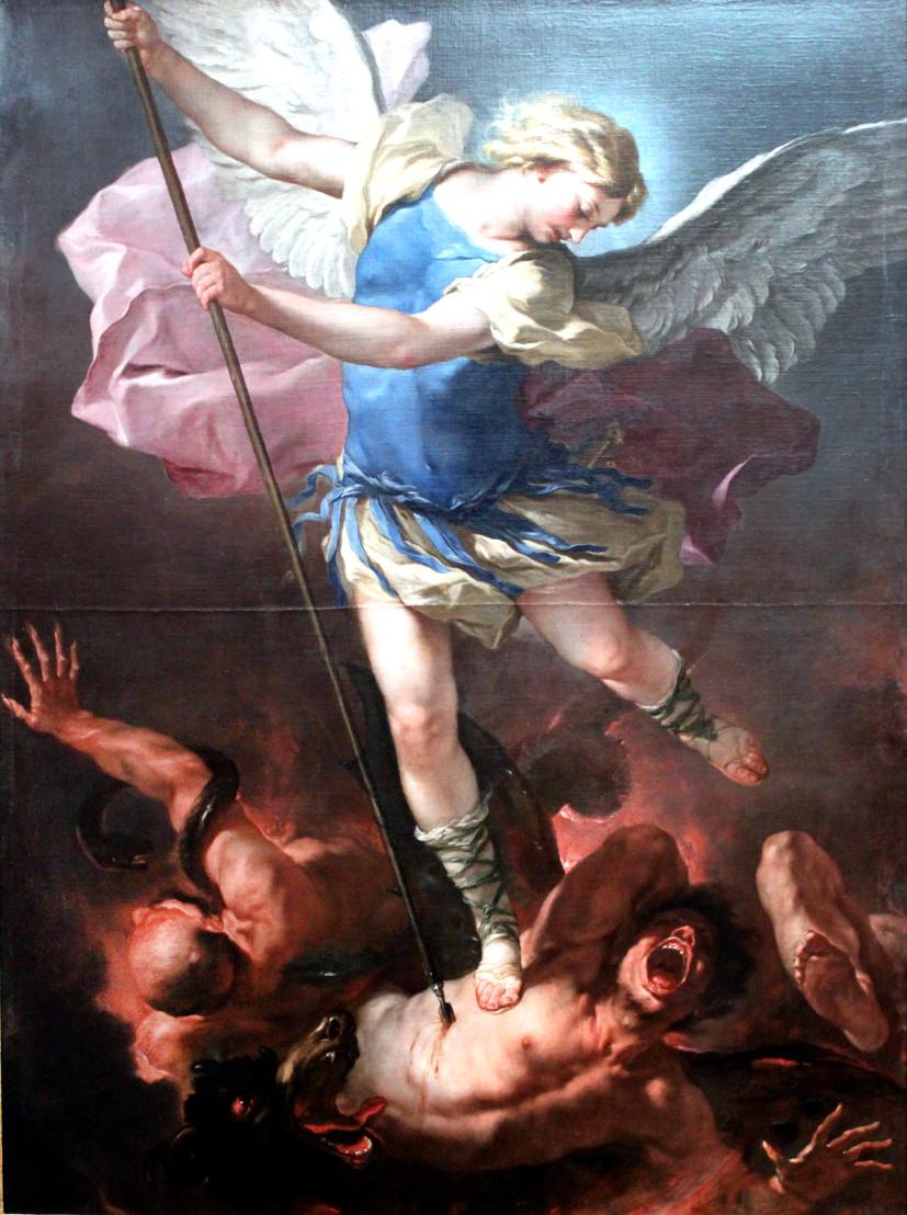 1663_Giordano_Der_Heilige_Michael_anagoria