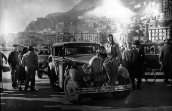 Mme_Schell_(Talbot)_1930_Rallye_Monte-Carlo