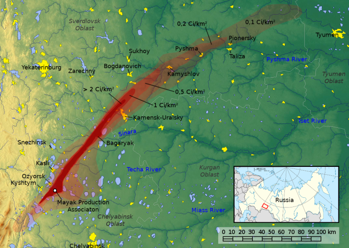 Map_of_the_East_Urals_Radioactive_Trace