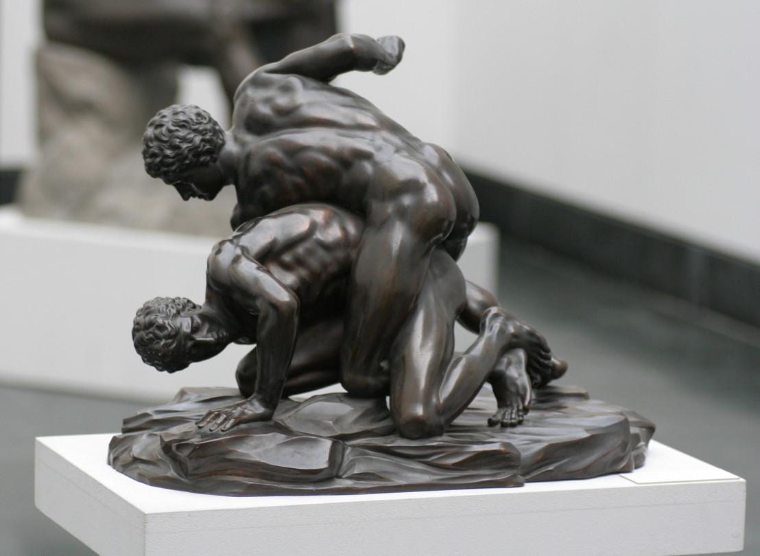 Pankratiasten_in_fight_copy_of_greek_statue_3_century_bC