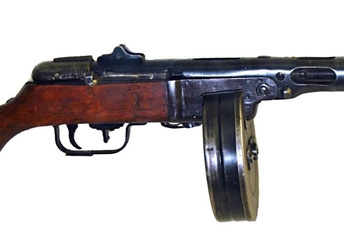 Пистолет-пулемет_системы_Шпагина_обр._1941