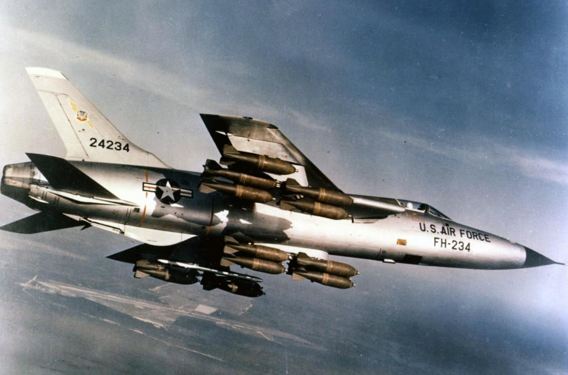 Republic F-105D