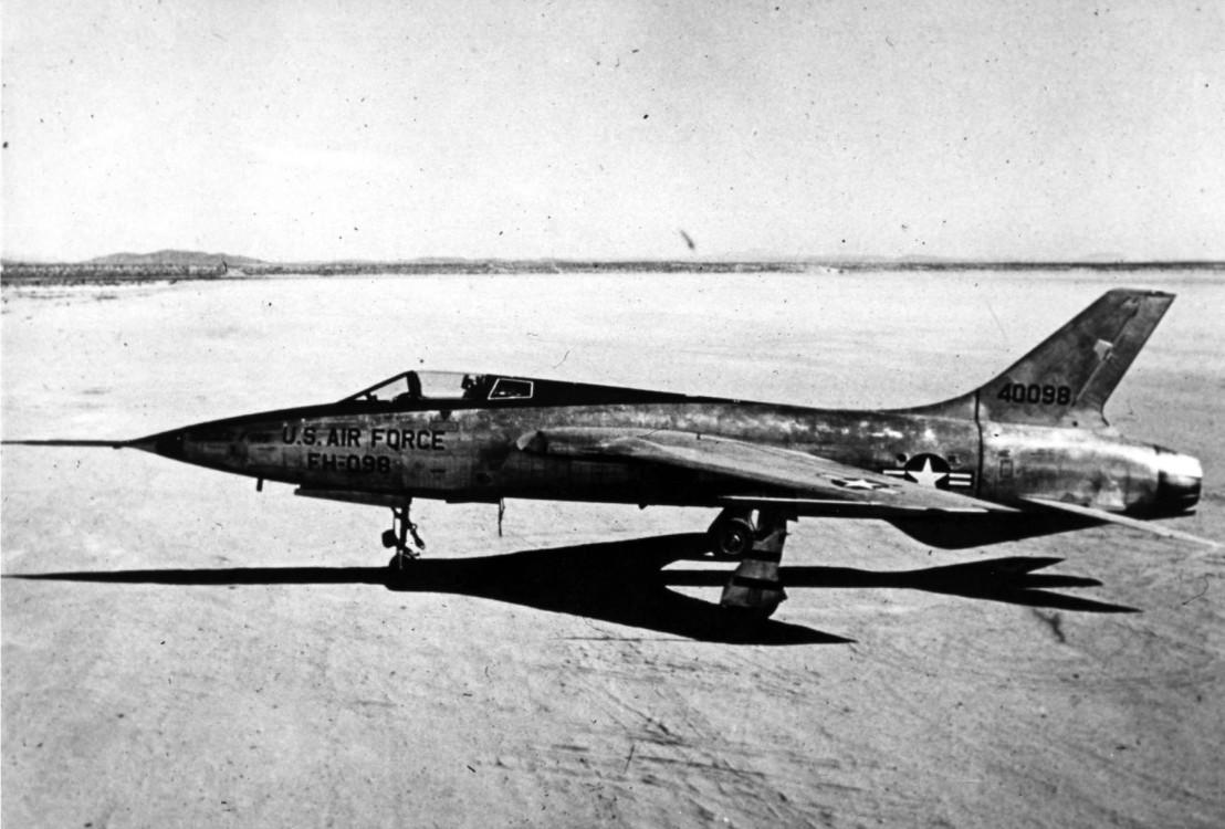 Republic YF-105A