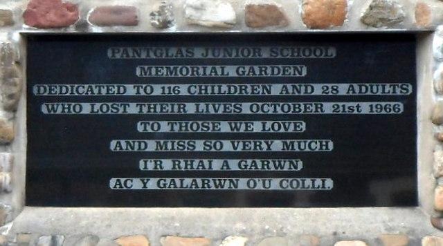 Aberfan_Memorial_Garden_dedication_plaque_-_3031769_afe588eb
