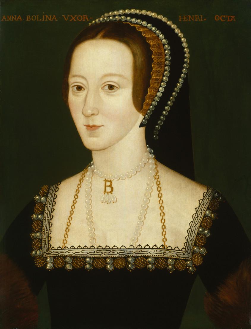 668,Anne Boleyn,by Unknown artistUnknown artist