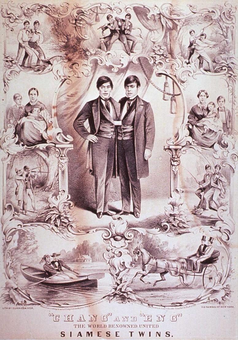 ChangandEngLithograph(1860)