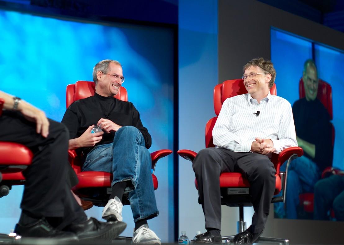 Steve_Jobs_and_Bill_Gates_(522695099)