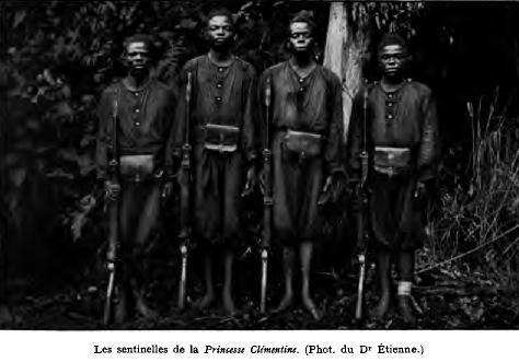 Vauthier_Rene_Le_Congo_Belge_159_Les_sentinelles_de_la_Princesse_Clementine