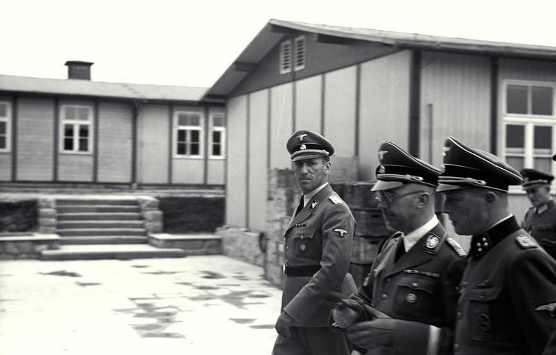 KZ Mauthausen, Himmler, Kaltenbrunner, Ziereis