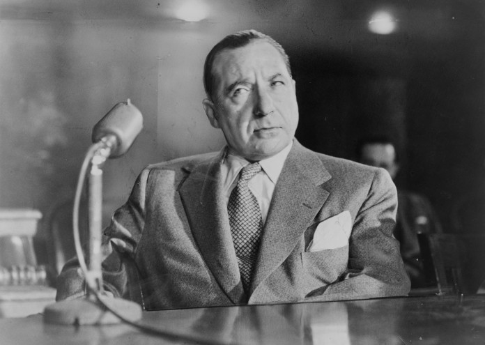 Frank_Costello_-_Kefauver_Committee