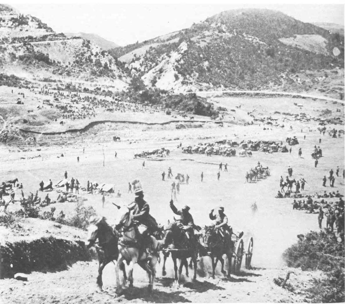 Greek_advance_Kresna_1913