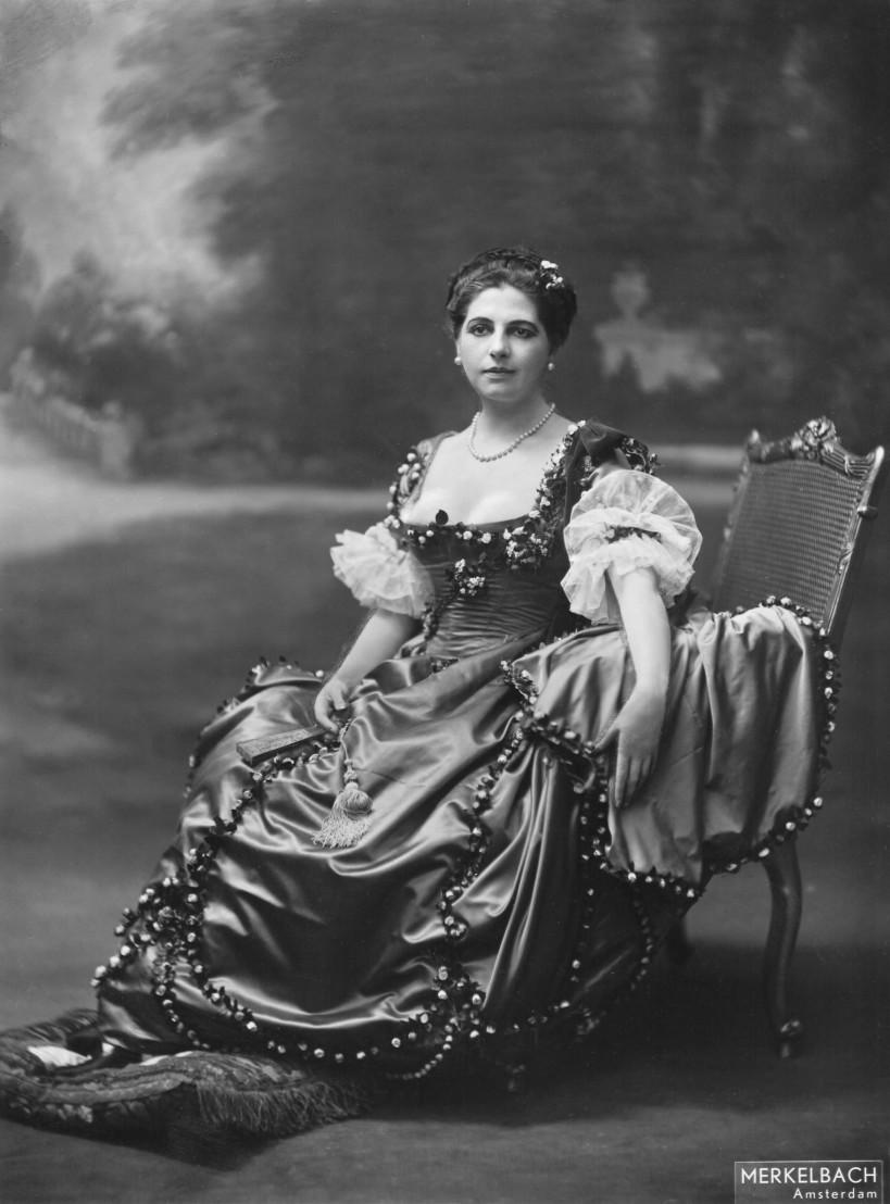 Mata Hari, by Jacob Merkelbach