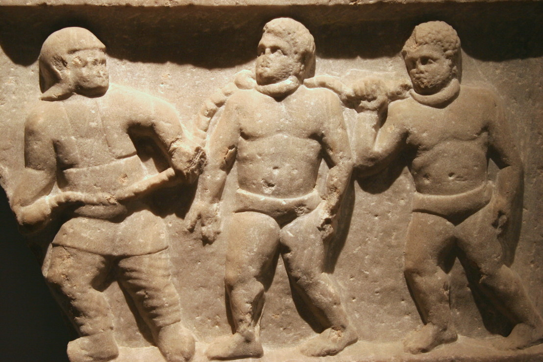 Roman_collared_slaves_-_Ashmolean_Museum