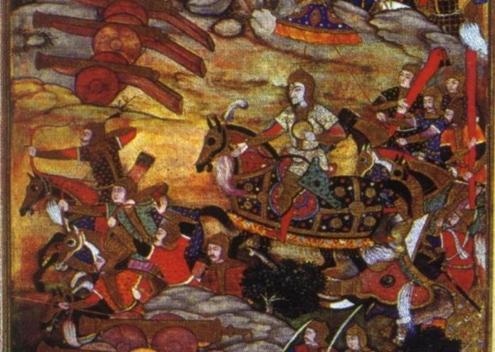 1526-First_Battle_of_Panipat-Ibrahim_Lodhi_and_Babur