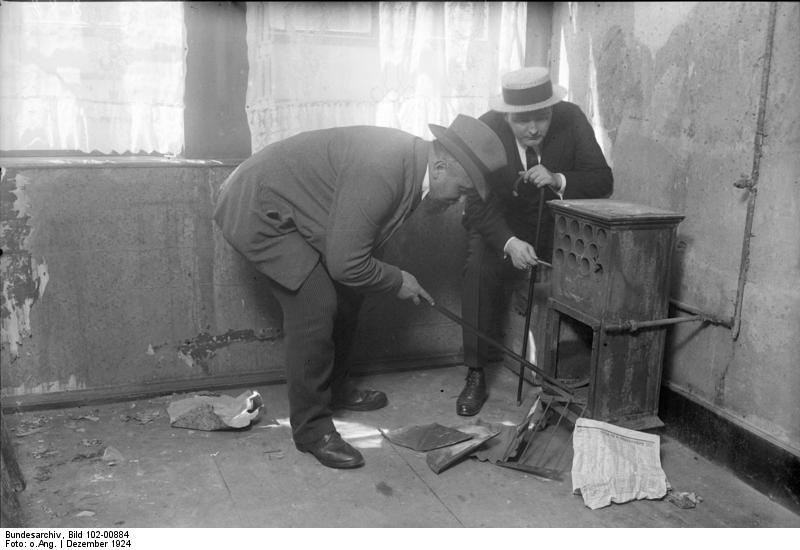 Hannover, Prozeß gegen Friedrich Haarmann
