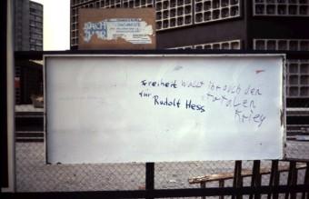 FreiheitFürRudolfHessWolltIhrAuchDenTotalenKrieg1981Berlin