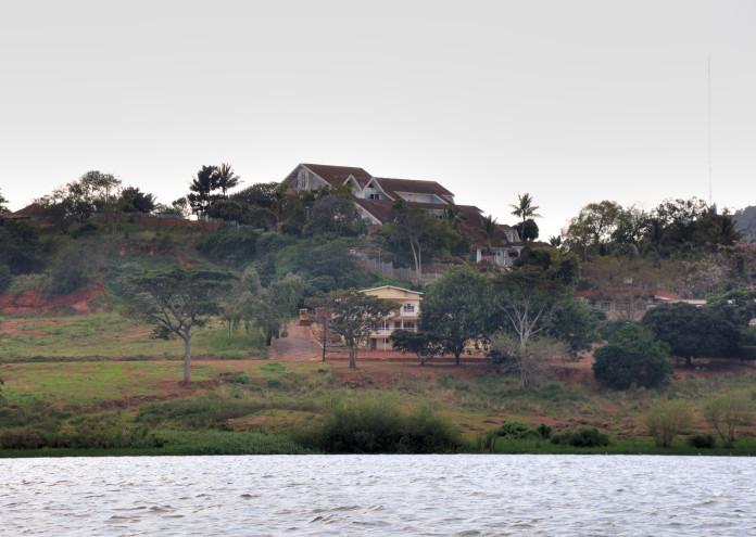 Boat Ride on Lake Victoria