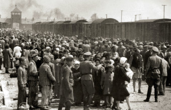 Selection_on_the_ramp_at_Auschwitz-Birkenau,_1944_(Auschwitz_Album)_1a