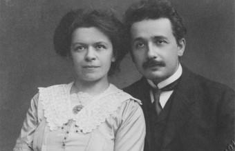 Einstein, Albert (1879-1955), Einstein-Maric, Mileva (1875-1948)