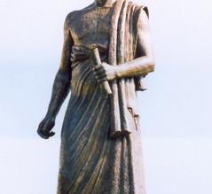 Aristarchos_von_Samos_(Denkmal)