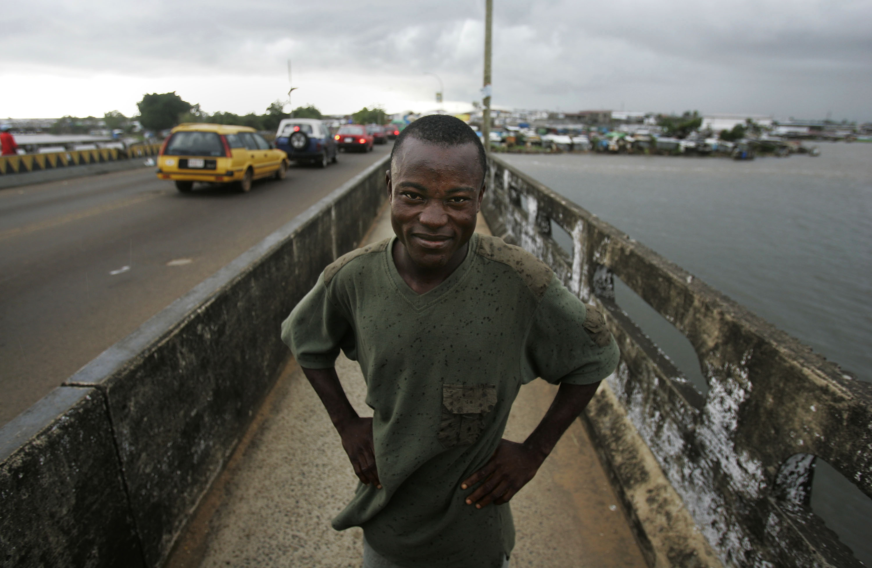 Liberia Then And Now: Portraits After War