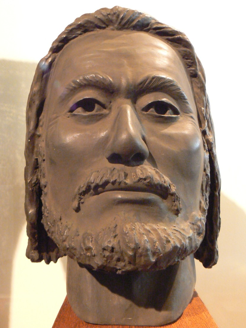 NHMB-Anthrolopogical-reconstruction-of-the-head-of-Tsar-Kaloyan-by-Prof.Yordan-Yordanov