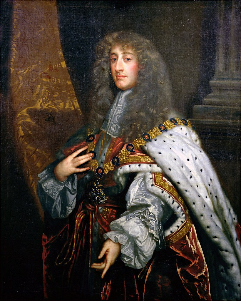 820px-James_II_by_Peter_Lely