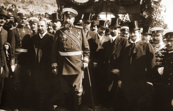 Tzar_Ferdinand_at_proclamation_of_Bulgarian-independence