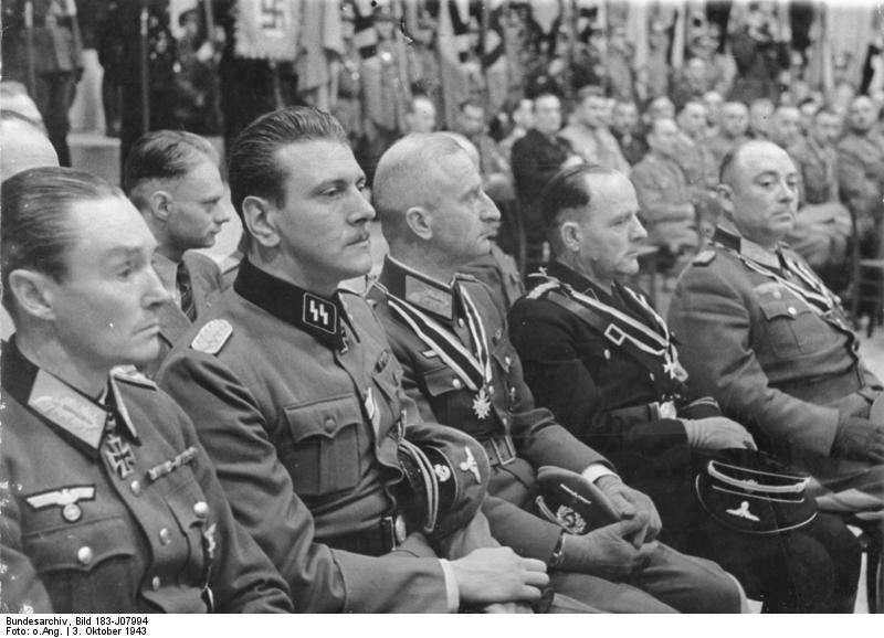 Berlin, Skorzeny, Reinhardt, Zschirnt, Körner
