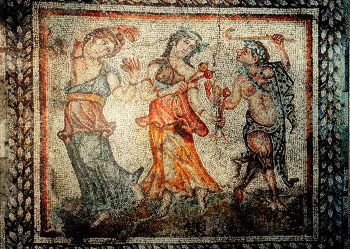Dionysus's_Procession