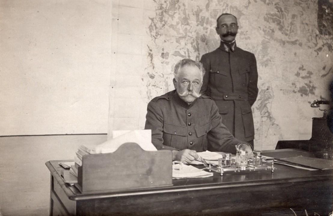 Maurice_Sarrail,_komandant_na_trupite_vo_Solun