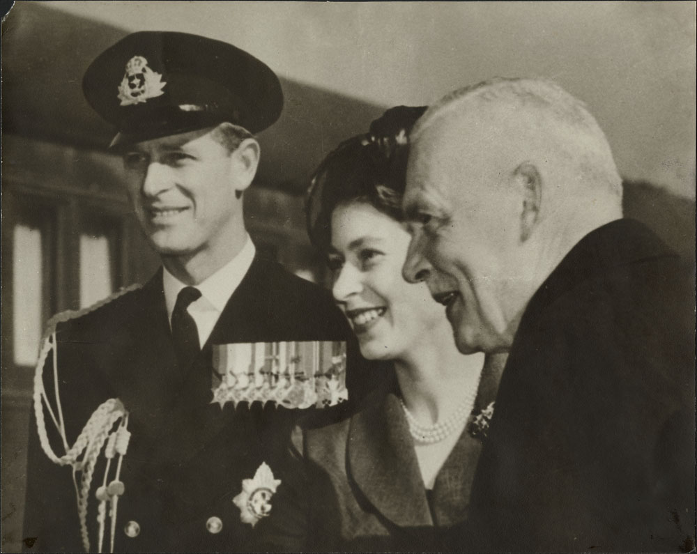 Princess_Elizabeth,_Prince_Philip_and_Louis_St._Laurent