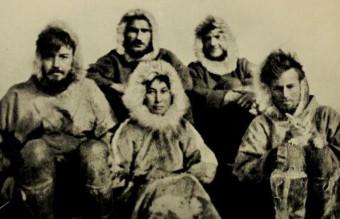1921_Wrangel_Island_Expedition_team