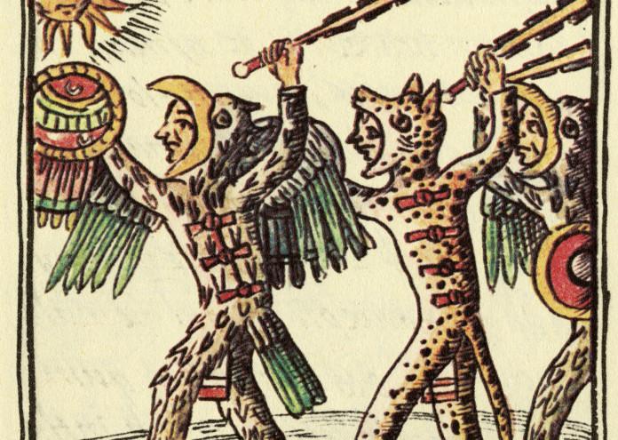 Aztec_Warriors_(Florentine_Codex)