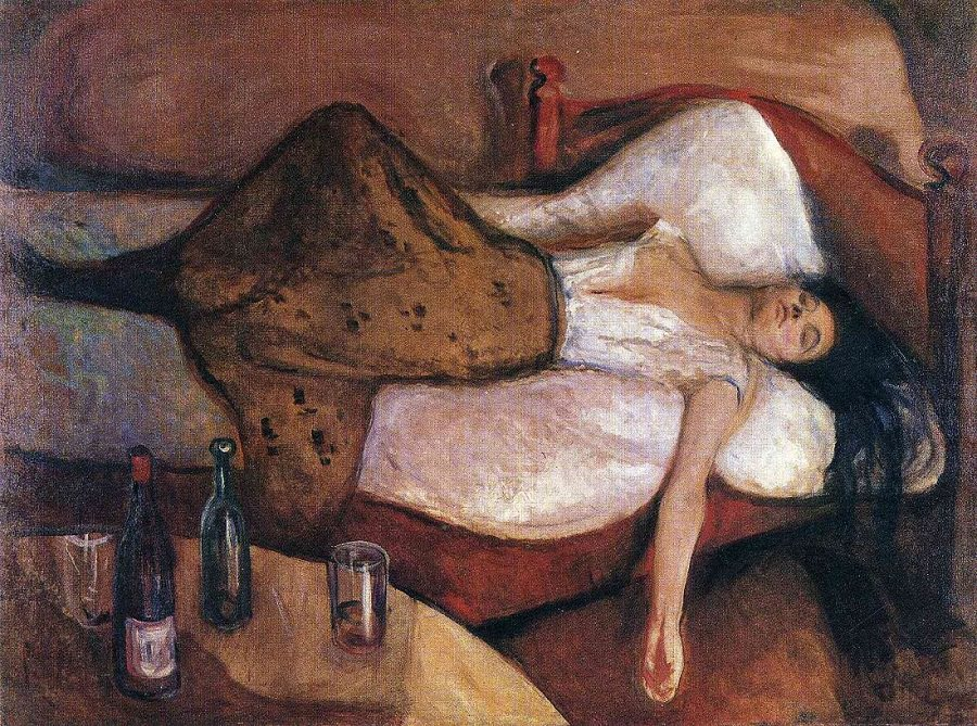 Edvard_Munch-The_Day_After