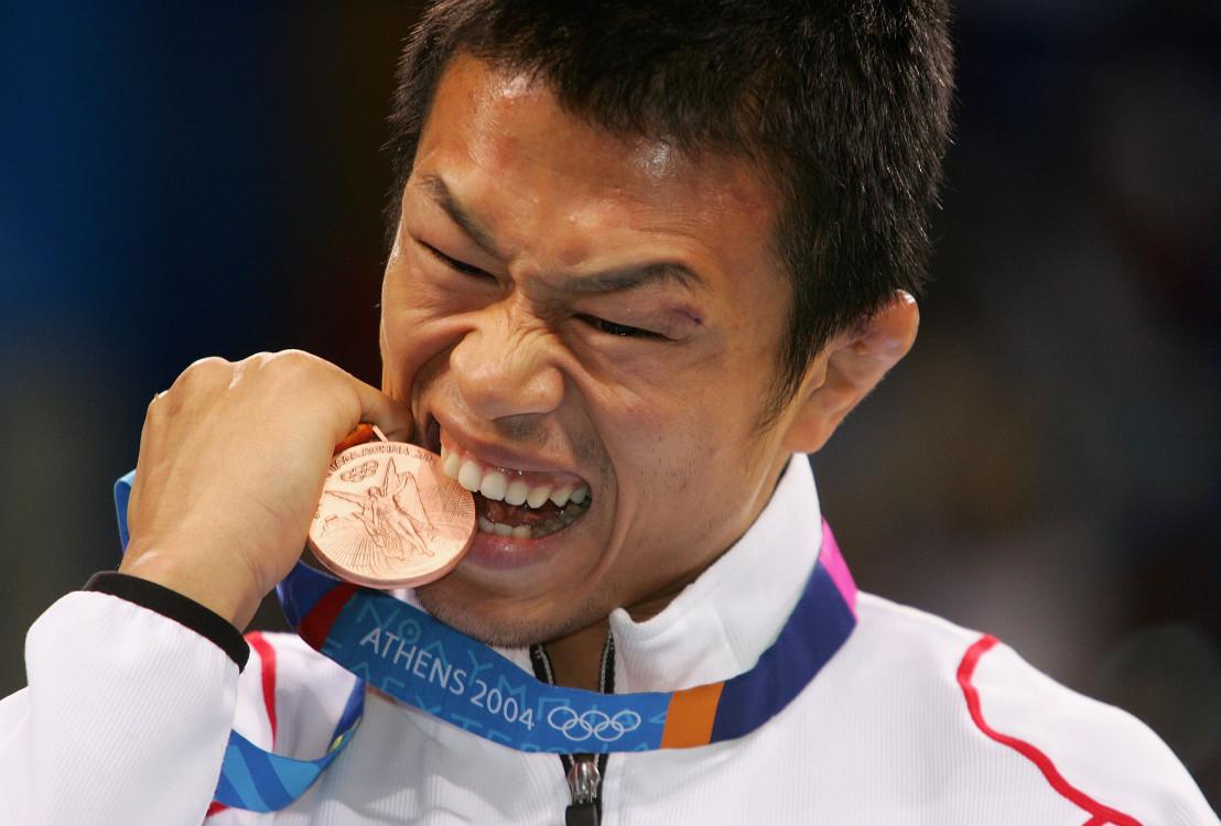 Mens Freestyle 60kg Bronze Contest