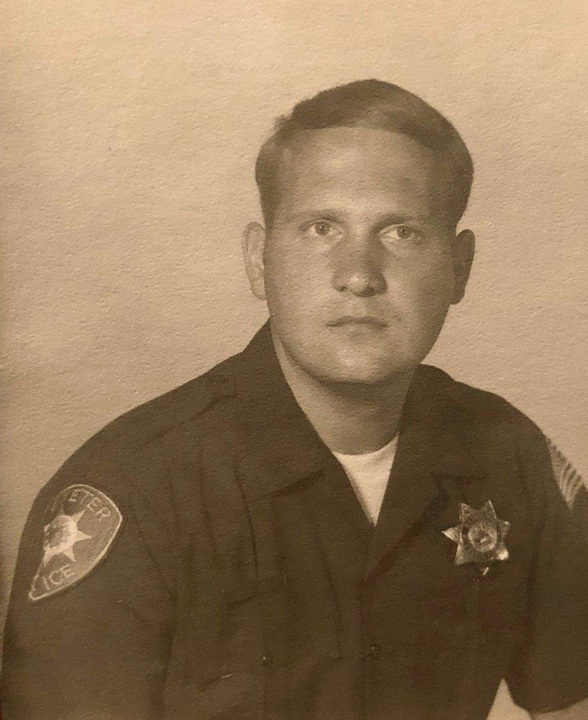 As a young cop, Golden State Killer suspect was aloof, ambitious, 'always serious'