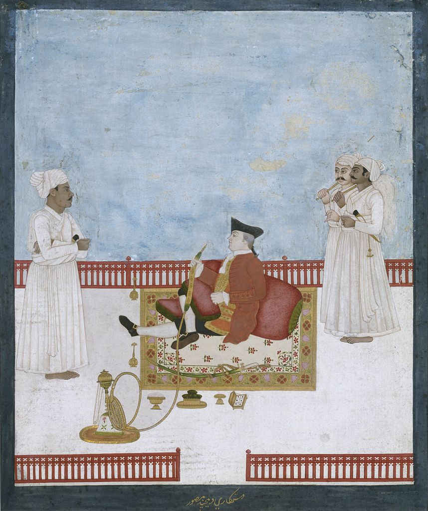 858px-Portrait_of_East_India_Company_official