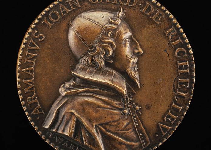 Jean_Warin,_Armand-Jean_du_Plessis,_1585-1642,_Cardinal_de_Richelieu_1622_(obverse),_1631,_NGA_45335