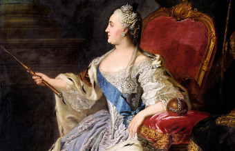 Profile_portrait_of_Catherine_II_by_Fedor_Rokotov_(1763,_Tretyakov_gallery)