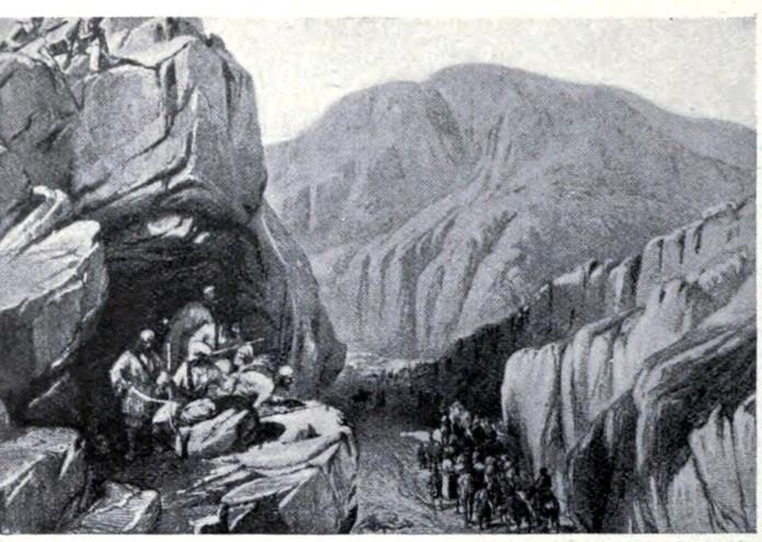 Sir_-_I_-Khajur_in_the_Bolan_Pass,_1839