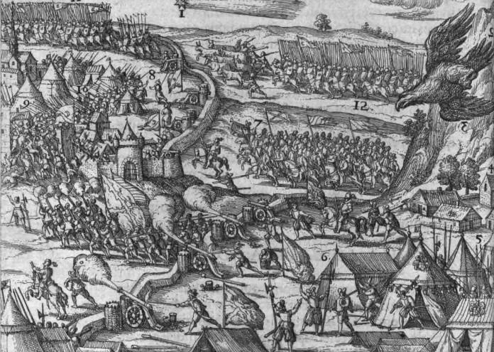 Targoviste 1595