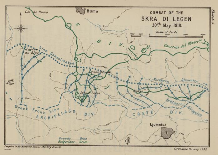 The_battle_of_Skra_-_Baedeker_Karl_-_1933