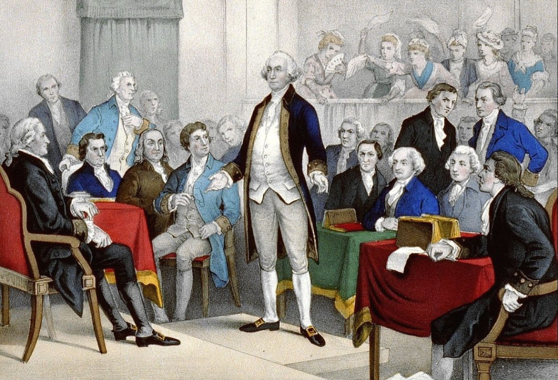Washington_promotion_by_Continental_Congress