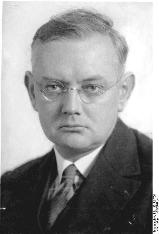 Prof. Dr. Ernst Krieck