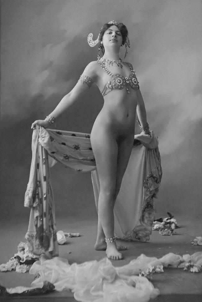 Margaretha Zelle alias Mata Hari